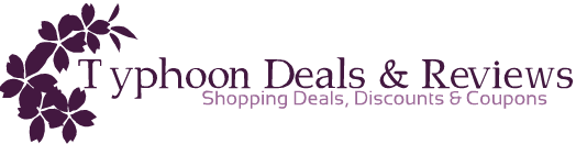 Typhoon Deals & Reviews